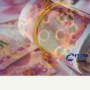 Coronavirus, les billets potentiel tuyau de propagation du virus.