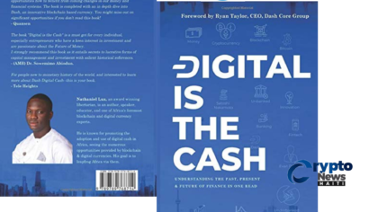 1000 copies du livre Dash Digital Cash vont être distribué à Campus BCat