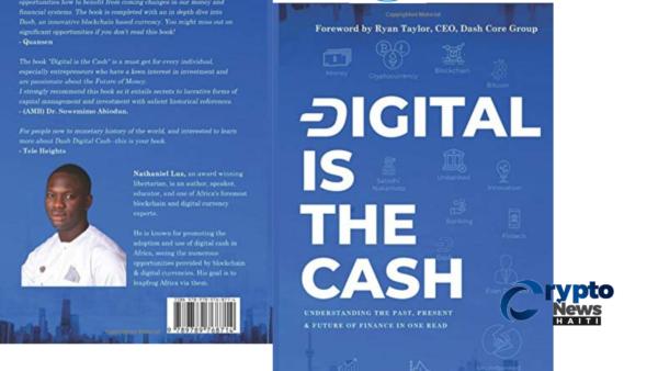 1000 copies du livre Dash Digital Cash vont être distribué à Campus BCat