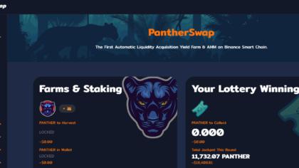 Pantherswap, une brève presentation de ce projet